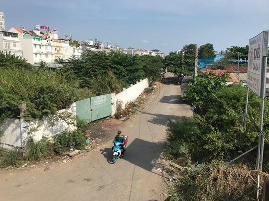Khu đất ông Huỳnh Văn Cò tố cáo có người sử dụng 300 sổ đỏ giả để chiếm đất công
