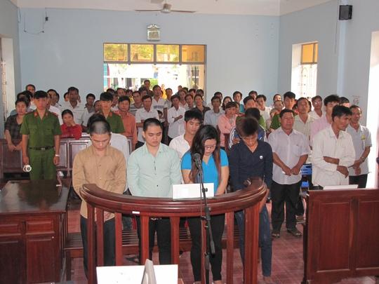 Băng trộm cắp tài sản do Nguyễn Văn Sơn cầm đầu nghe tuyên án