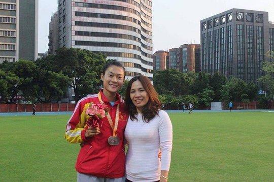 Tú Chinh giành HCV 100 m tại Thái Lan - Ảnh 1.