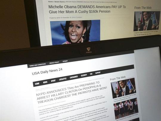 Mỹ đẩy mạnh chống tin giả - Ảnh 1.
