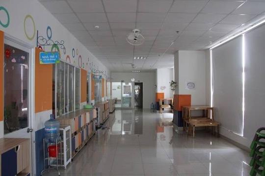 Trường Mầm non Apollo cơ sở quận Bình Thạnh Ảnh: Đặng Trinh