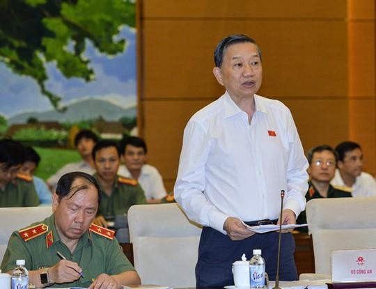 Bộ trưởng Tô Lâm: Thông tin lấy nội tạng tử tù Nguyễn Hải Dương là thất thiệt - Ảnh 1.