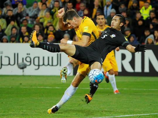 Vòng loại World Cup 2018: Úc hồi hộp chờ tranh vé vớt - Ảnh 1.