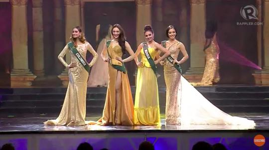 Người đẹp Philippines đăng quang Hoa hậu Trái đất 2017 - Ảnh 2.