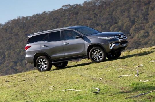 SUV 7 chỗ lên đời, tăng giá: Kẻ đắt khách, người ế ẩm