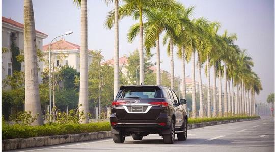Toyota Fortuner nhập khẩu từ Indonesia