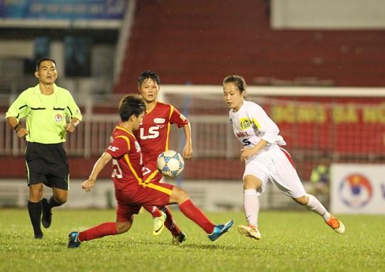 TP HCM 1 thắng ngược kình địch Hà Nội 1 - Ảnh 1.