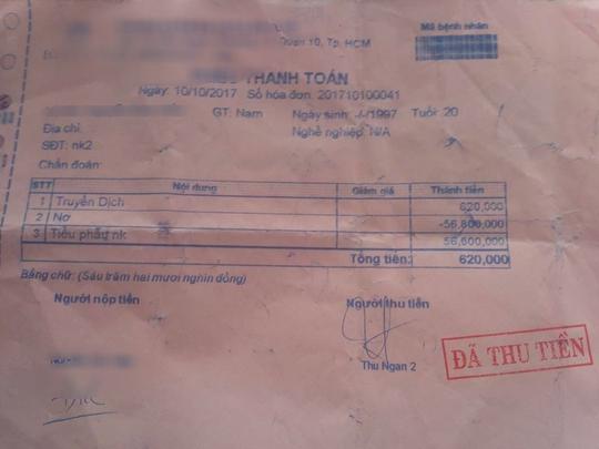 Tước hàng loạt giấy phép phòng khám có BS Trung Quốc - Ảnh 1.