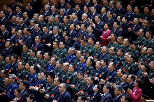 Ông Tập Cận Bình: Trung Quốc là cường quốc hàng đầu vào năm 2050 - Ảnh 5.
