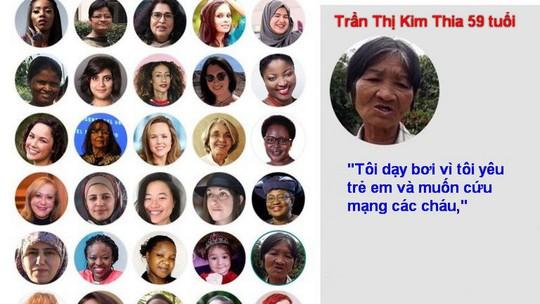 Ba phụ nữ Việt truyền cảm hứng trên toàn thế giới - Ảnh 1.
