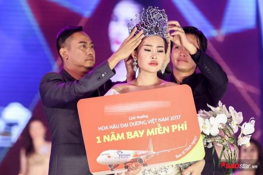Đặng Thu Thảo trả lại vương miện Hoa hậu Đại dương - Ảnh 4.