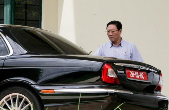 Ông Kang Chol, Đại sứ Triều Tiên tại Malaysia. Ảnh: Bernama