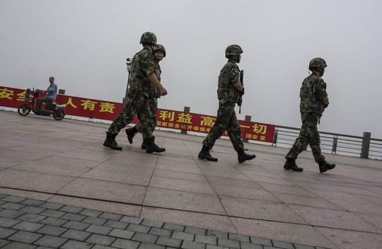 Bắc Kinh lo Bình Nhưỡng có biến - Ảnh 1.
