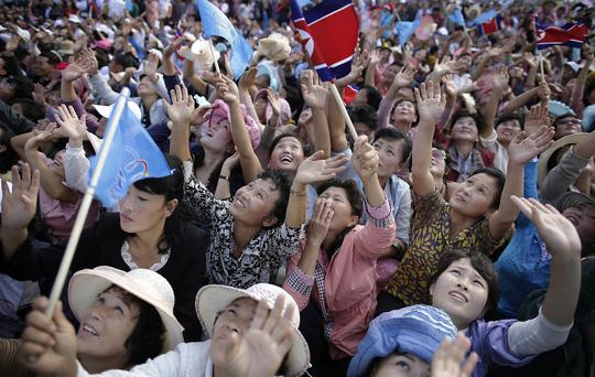 Trừng phạt Triều Tiên trượt mục tiêu - Ảnh 1.