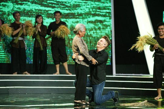Diễn tiểu phẩm về sự lương thiện, Gia Bảo đoạt giải nhất tuần - Ảnh 6.
