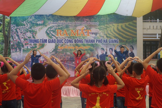 Ra mắt Trung tâm giáo dục cộng đồng đầu tiên của cả nước - Ảnh 7.