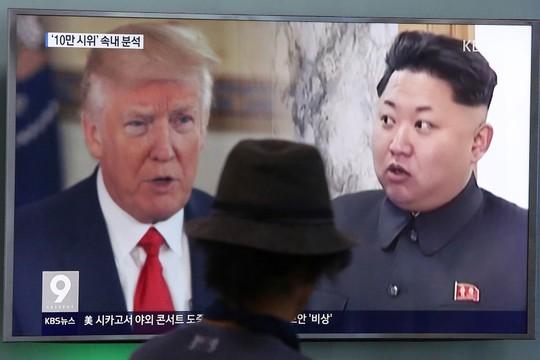 Triều Tiên săn người Cộng hòa để bắt mạch ông Donald Trump - Ảnh 1.