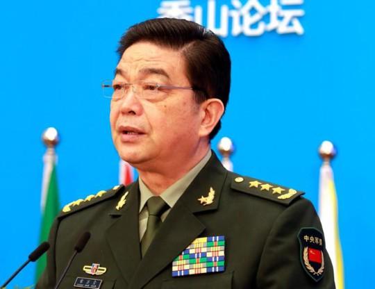Bộ trưởng Quốc phòng Trung Quốc Thường Vạn Toàn. Ảnh: Reuters