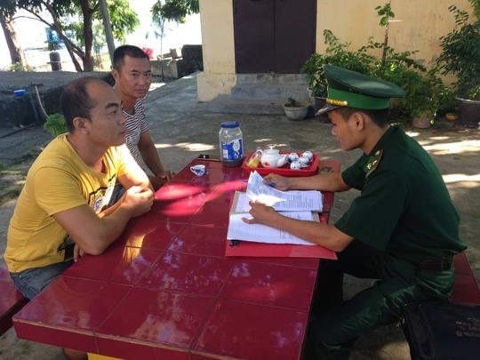 Xử phạt 2 người Trung Quốc lưu trú trái phép  - Ảnh 1.
