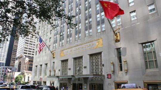 Trung Quốc hạ sốt mua sắm tài sản nước ngoài - Ảnh 1.