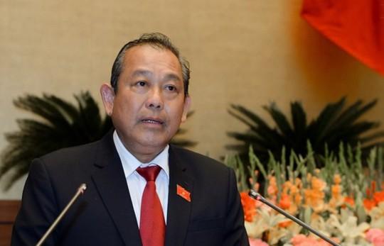 Phó Thủ tướng: Bỏ biên chế giáo viên mới chỉ là đề xuất của Bộ GD-ĐT - Ảnh 1.