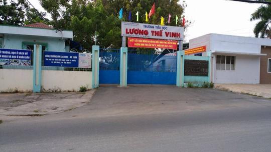 Trường Lương Thế Vinh, nơi một phụ huynh tố con mình bị xâm hại