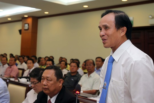 Tiến sĩ Huỳnh Trọng Khải, Hiệu trưởng trường ĐH Sư phạm TDTT TP HCM, đề xuất nâng chất thể thao học đường