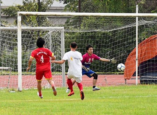 Xem các nhà ngoại giao ASEAN tỉ thí thể thao - Ảnh 18.