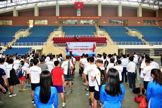 Xem các nhà ngoại giao ASEAN tỉ thí thể thao - Ảnh 5.