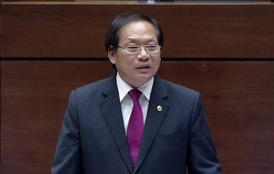 Chất vấn Bộ trưởng TT-TT, bức xúc với trách nhiệm Bộ trưởng Y tế - Ảnh 1.