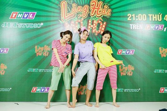 Trà Ngọc tổ chức thi Next Top Model phiên bản Làng Hài Mở Hội - Ảnh 1.