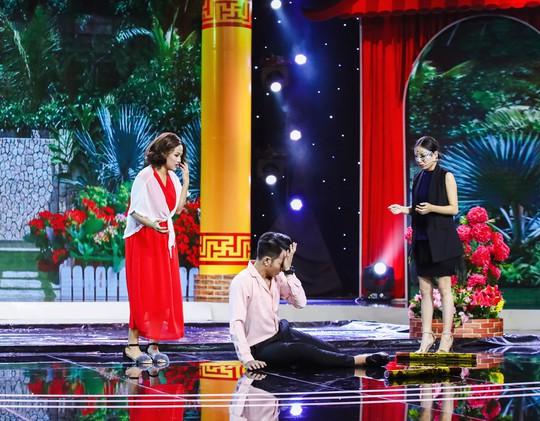 Ba cô gái xinh đẹp khiến Việt Hương cười không ngừng là ai? - Ảnh 4.