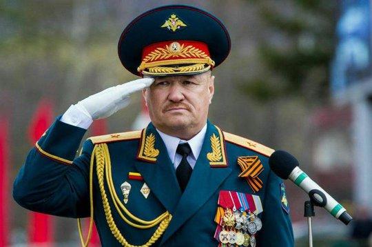 Tướng Nga tử trận trong tay IS ở Syria - Ảnh 1.