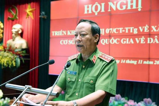 Thượng tướng Lê Quý Vương nói về cấp mã số định danh cá nhân - Ảnh 1.