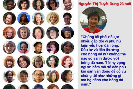 Ba phụ nữ Việt truyền cảm hứng trên toàn thế giới - Ảnh 3.
