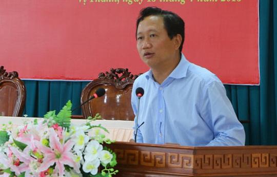 Trịnh Xuân Thanh được dẫn làm ví dụ về tồn tại, hạn chế trong công tác bổ nhiệm cán bộ