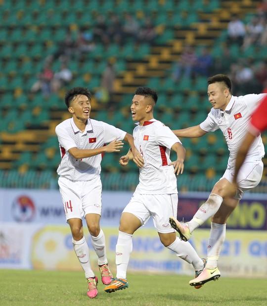 3 lần bị từ chối bàn thắng, U21 Việt Nam lại thua Thái Lan - Ảnh 4.