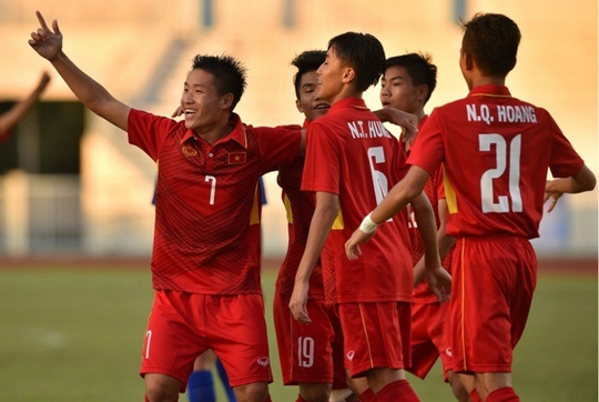 U15 Việt Nam tự tin đấu với Úc - Ảnh 1.