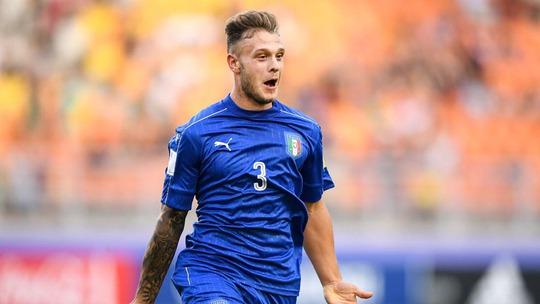 Đáng nể bản lĩnh U20 Ý - Ảnh 1.