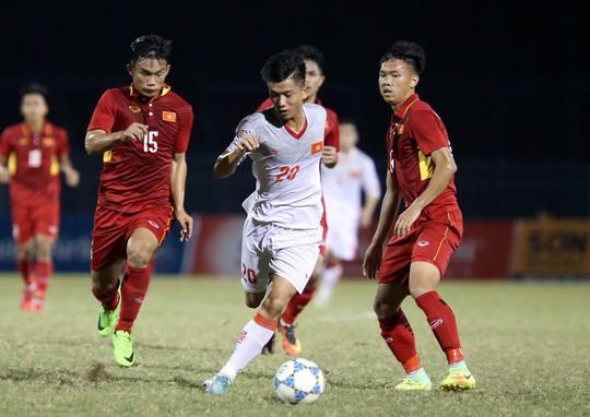 Ba cầu thủ U21 Việt Nam khát khao ghi điểm - Ảnh 1.