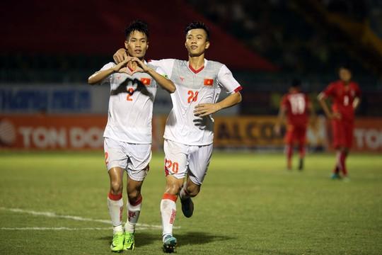 U21 Việt Nam rộng cửa vào chung kết - Ảnh 1.