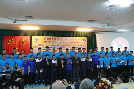 Xuất quân dự VCK U23 châu Á, HLV Pak Hang Seo muốn tạo kỳ tích - Ảnh 1.
