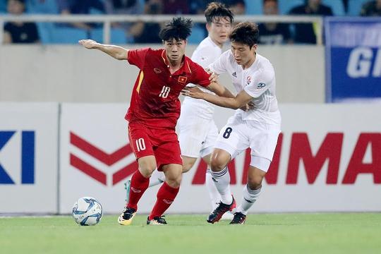 U23 Việt Nam được thử sức ở bảng tử thần - Ảnh 1.