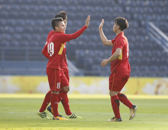 U23 Việt Nam lỡ hẹn chung kết, gặp người Thái - Ảnh 2.