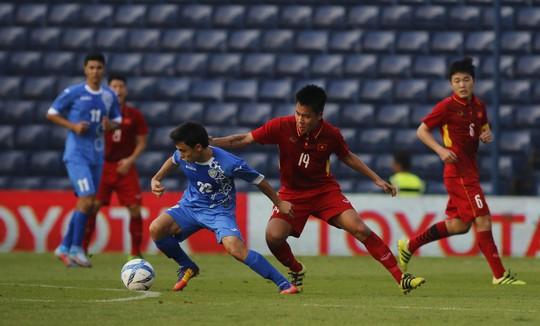 U23 Việt Nam tranh hạng 3 với Thái Lan - Ảnh 1.