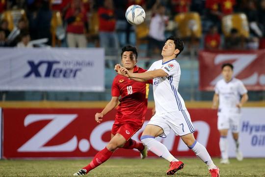 U23 Việt Nam – Ulsan Hyundai 2-3: Công tốt, thủ hở - Ảnh 6.