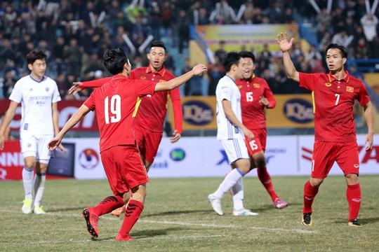 U23 Việt Nam – Ulsan Hyundai 2-3: Công tốt, thủ hở - Ảnh 9.