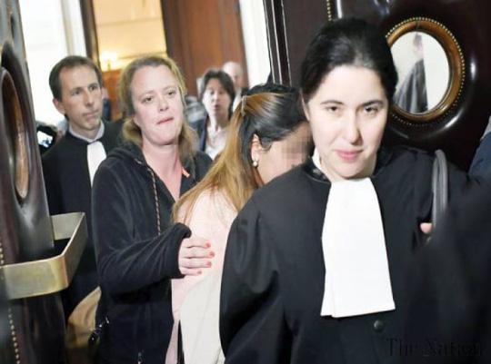 8 công chúa UAE nhận án tù vì tội buôn người - Ảnh 1.