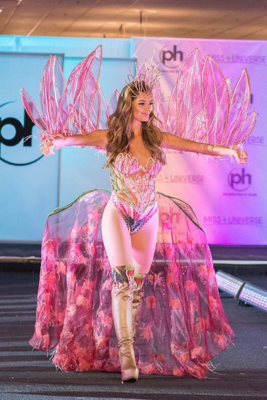 Nam Phi đăng quang Hoa hậu Hoàn vũ 2017 - Ảnh 4.