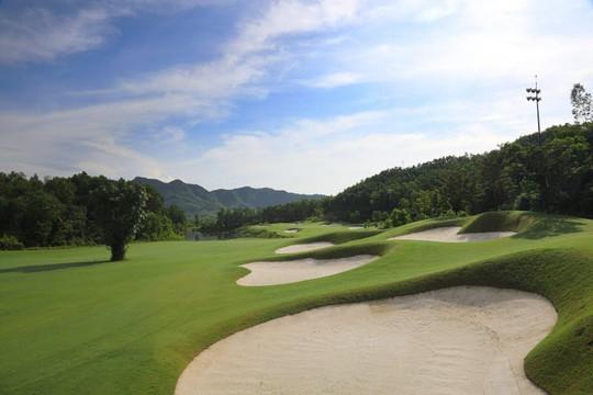 Bà Nà Hills được vinh danh sân golf tốt nhất châu Á - Ảnh 1.